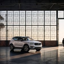 Volvo Car abre pré-venda do novo XC40 T5 R-Design Plug-in Hybrid