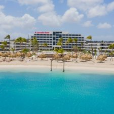 Corendon Mangrove Beach Resort (all-inclusive) é inaugurado em Curaçao